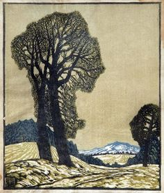 Modern Printmakers: Carl Thiemann (German, 1881 - 1966)