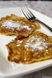 Zoete bananen omelet - LoveMyFood
