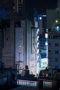 Urban Haze, Shinbashi (新橋)