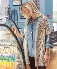 Easy Woman Crochet Wearables Patterns | Knitella - Crochet Knit Patterns