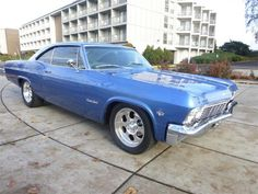 """1965 Chevrolet Impala SS =""""Squires`Special"""""""