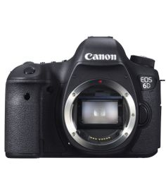 Canon EOS 6D DSLR Camera - Read our detailed Product Review by clicking the Link below