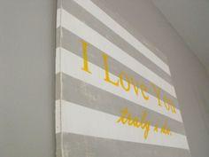 Vintage yellow stripe baby dress yellow stripes vintage yellow and