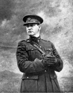 Michael Collins was a real Commander in Chief for Ireland!