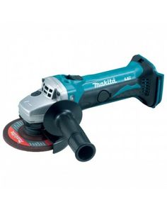 DZ Angle Grinder Body Only. Powerful angle grinder now free from the restriction of cables and power sockets. Capable of using wheels or discs for mains Grinders. Easy-to-grip, small circumference motor housing. Makita Power Tools, Cordless Power Tools, Milwaukee Power Tools, Led Warning Lights, Tool Store, Thing 1, Angle Grinder, Drill Driver, Cool Tools