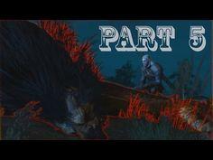 The Witcher 3 Wild Hunt Walkthrough Gameplay Ita Part 5 - La Bestia ( PS4 Xbox One ) - YouTube