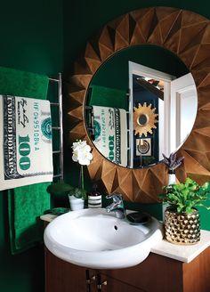 Emerald City - Condé Nast House & Garden