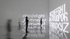 Artemide - Alphabet of light