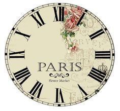 Clock Print... Where is your time?