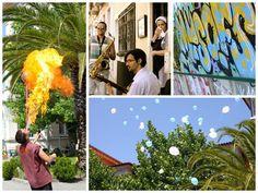 #Ajuda #FireMan  Postcards from Lisbon | postcardsfromanywhere