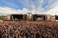 The Peoples Republic Of Wacken Heavy Metal, Black Metal, Festivals, Metal Music Bands, Viking Metal, Metal Albums, Power Metal, Dream Big, Dolores Park