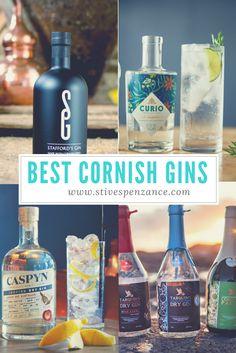 A Guide To Cornish Gin