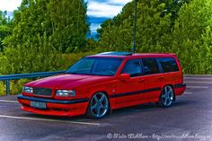 Awesome Volvo 2017: Volvo 855 T5 | by Malinasky... Check more at http://cars24.top/2017/volvo-2017-volvo-855-t5-by-malinasky-2/