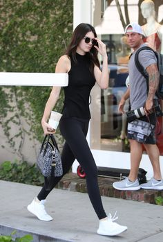 March 15, 2016 - Out in in Beverly Hills. Kendall Nicole Jenner Fashion Style