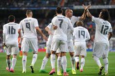 El Real Madrid ha invertido una media de 30.7 millones de euros por jugador