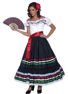Resultado de imagen de disfraces caseros mexicanos