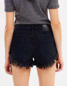 Brandos Denim Shorts