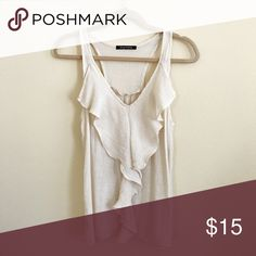 Cream Gauze Blouse New without tags. Flawless.  • I accept reasonable offers.  • Willing to trade for NEW items only. • Bundle 2+ items & get 10% off. Foreign Exchange Tops Blouses