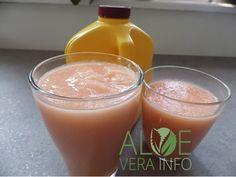 Aloe Vera, Smoothie, Pudding, Desserts, Blog, Tailgate Desserts, Deserts, Custard Pudding, Smoothies