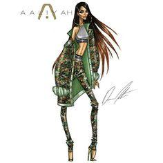 Aaliyah 2016, look.1 by Daren J #Aaliyah #BabyGirl #AaliyahDanaHaughton…