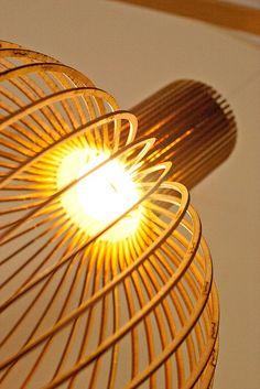 First Light Flickr Photo Sharing Laser Cut Lamps Diy Cardboard