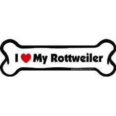 """** I Love My Rottweiler **    If you do, """"like"""" and click """"repin""""  #rottweilers"""