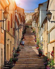 Numana, Ancona #italy  #VisitingItaly