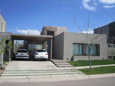 Casas modernas por Arq. Leticia Gobbi & asociados
