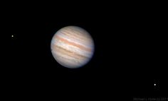 Jupiter & Io shadow 50811 | by Mick Hyde