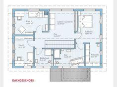 Variant 25-192 - Einfamilienhaus von Hanse Haus GmbH & Co. KG   HausXXL