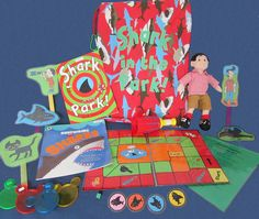 I finally finished the Shark in the Park storysack! I made the game quite a while ago (and posted about that), – but I had to sew hair on the Timothy Pope doll and make him some clothes, whic… Story Sack, Eyfs, Sacks, Primary School, The Darkest, Lisa, Interview, It Is Finished, English
