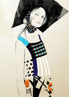 Sandra Suy | Fashion Illustrator