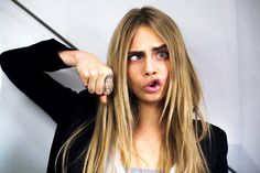 You could be seeing a lot more of Cara Delevingne's goofy face on screen soon: http://www.dazeddigital.com/fashion/article/21407/1/cara-delevingne-is-in-talks-to-star-in-zoolander-2