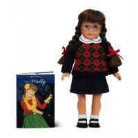 American Girls Collection Mini Molly Doll
