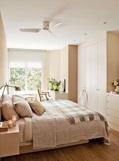 Recursos para cambiar de habitación: de niños a adolescentes – Deco Ideas Hogar Small Master Bedroom, Home Bedroom, Bedroom Decor, Home Decor Furniture, Ideal Home, New Room, Beautiful Bedrooms, Home And Living, House