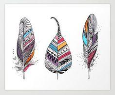 Aztec Feathers :)