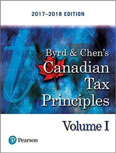 Strategic management text and cases 8th edition solutions manual canadian tax principles 2017 2018 edition by clarence byrd isbn 13 978 fandeluxe Gallery