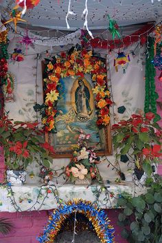 Guadalupe Shrine Mexico