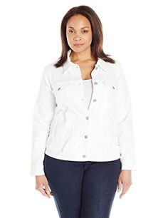 Levi's Women's Trucker Jacket -- Click image for more details.