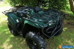 2006 Kawasaki KVF 360 4 x 4 ATV Quad Bike #kawasaki #kvf360 #forsale #australia