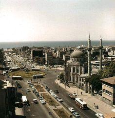 İstanbul LOOK @IstanLOOK   Aksaray Meydanı (1970'ler)