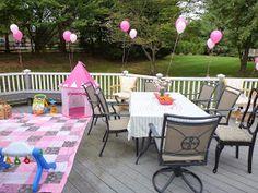 Simple/Fancy/Fun: A Simple/Fancy/Fun 1st Birthday: Stella's Pink Party!