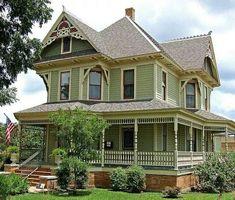That front porch!!!