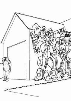 Transformers Film, Transformers Drawing, Transformers Coloring Pages, Superhero Coloring Pages, Transformers Characters, Movie Characters, Bee Coloring Pages, Colouring Pics, Cartoon Coloring Pages