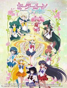 Sailor moon by xuweisen