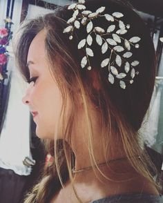 For any bride looking for a magical statement head piece for your wedding day do NOT miss out on our @melindarosedesign trunk show this week!  #melindarosedesign #weddingaccessories #bookyourappointment #villagebridalhomewood #birminghambrides #alabamaweddings