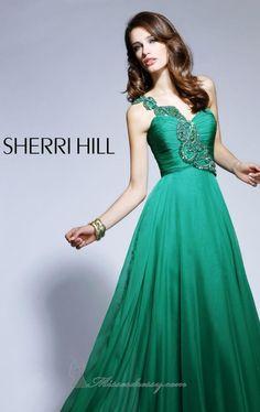 Sherri Hill 1456 Dress - MissesDressy.com