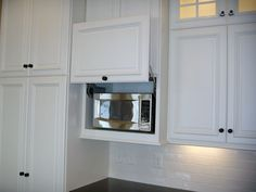 hidden microwave - Google Search