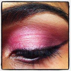 Maquillaje rosa de mi nuevo video :)
