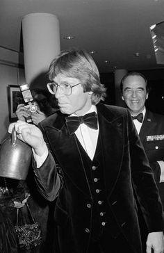 Singer John Denver  Date taken:November 1980